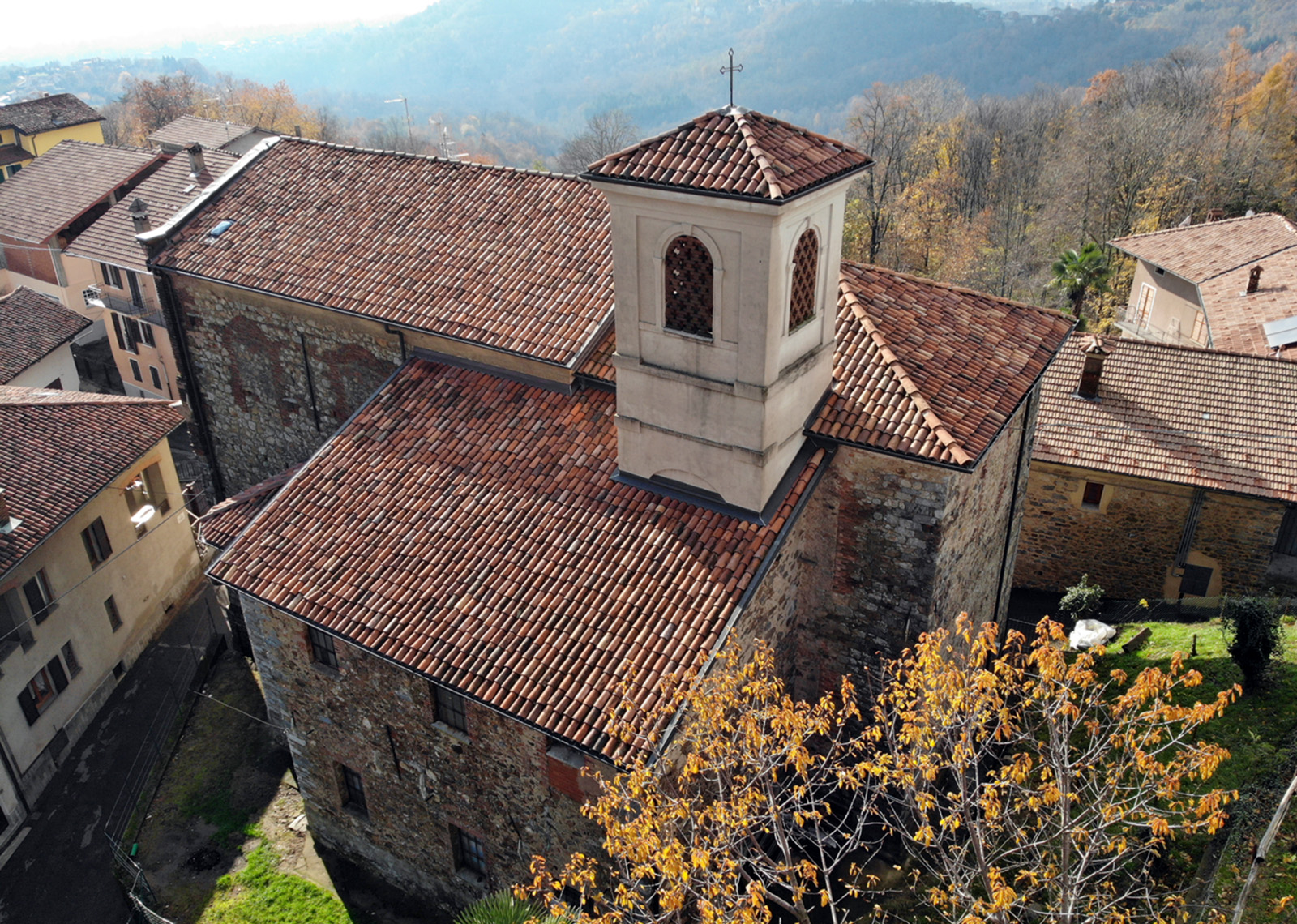 Oratorio di San Grato, Pettinengo
